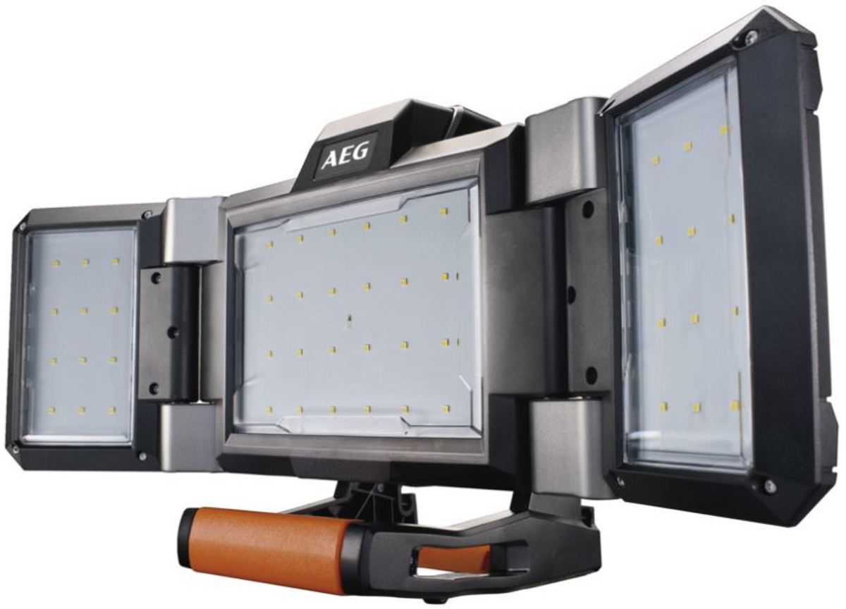AEG BPL18-0 LED Bouwlamp - 18V - 2500lm - Body