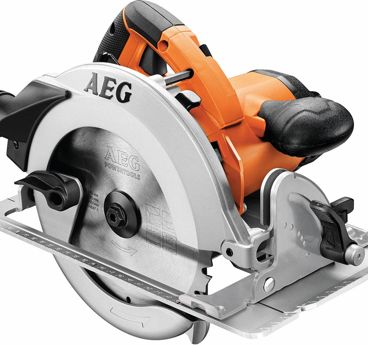 AEG Powertools Heavy duty KS66-2 Cirkelzaagmachine | Cirkelzaag 1600W