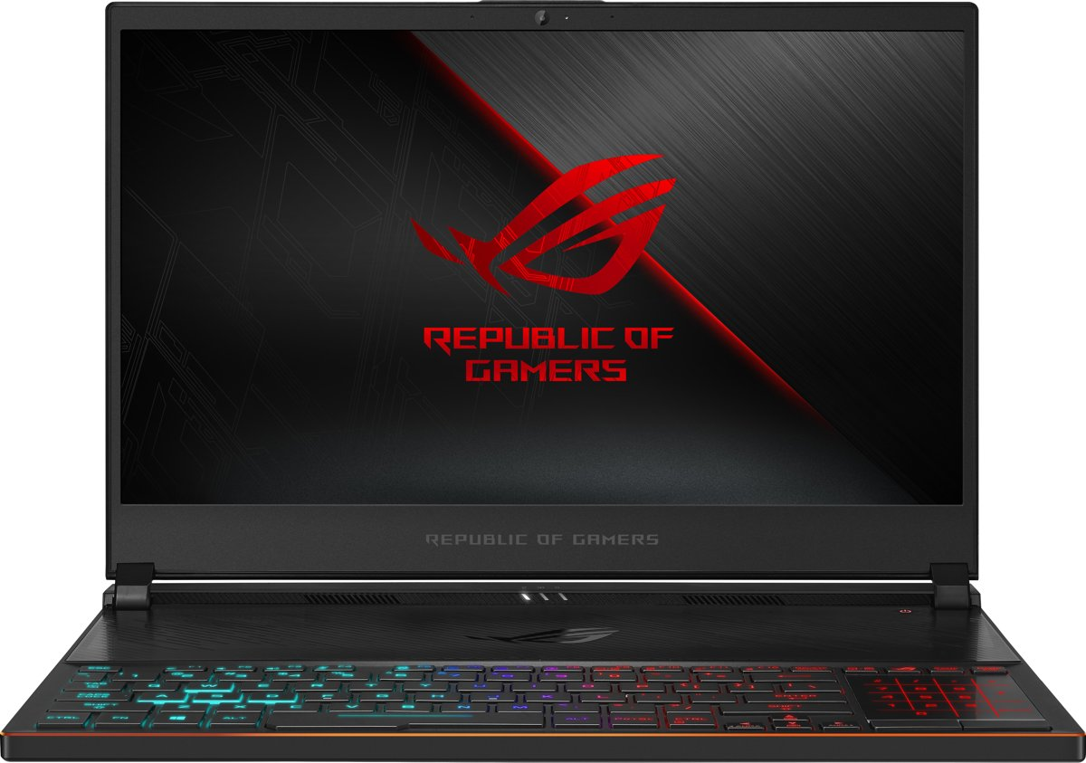 Asus ROG GX531GW-ES009T-BE - Gaming Laptop - 15.6 Inch (144 Hz) - Azerty
