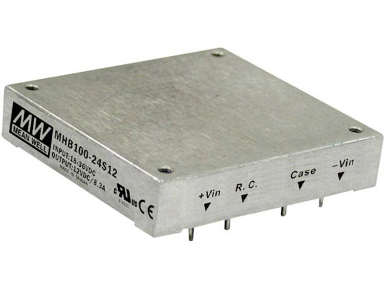 DC / DC converter Mean Well MHB100-48S12 8.3 A