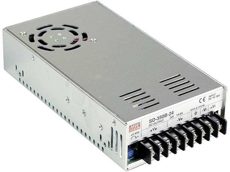 DC / DC converter Mean Well SD-350C-5 60 A