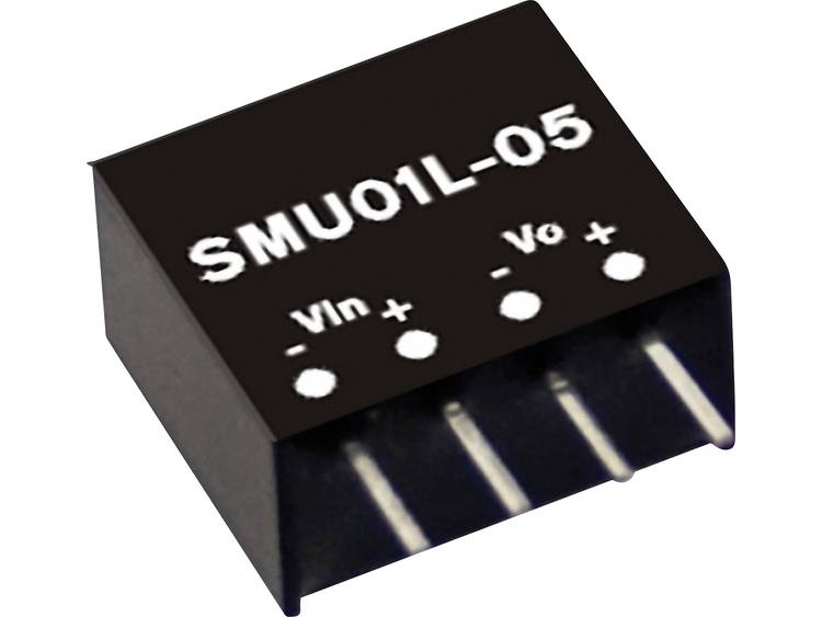 DC / DC converter Mean Well SMU01M-09 110 mA