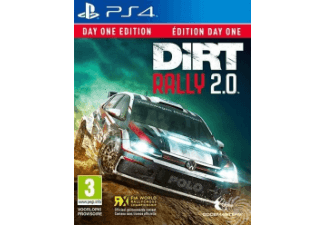 Dirt Rally 2.0 (Day One Edition) | PlayStation 4