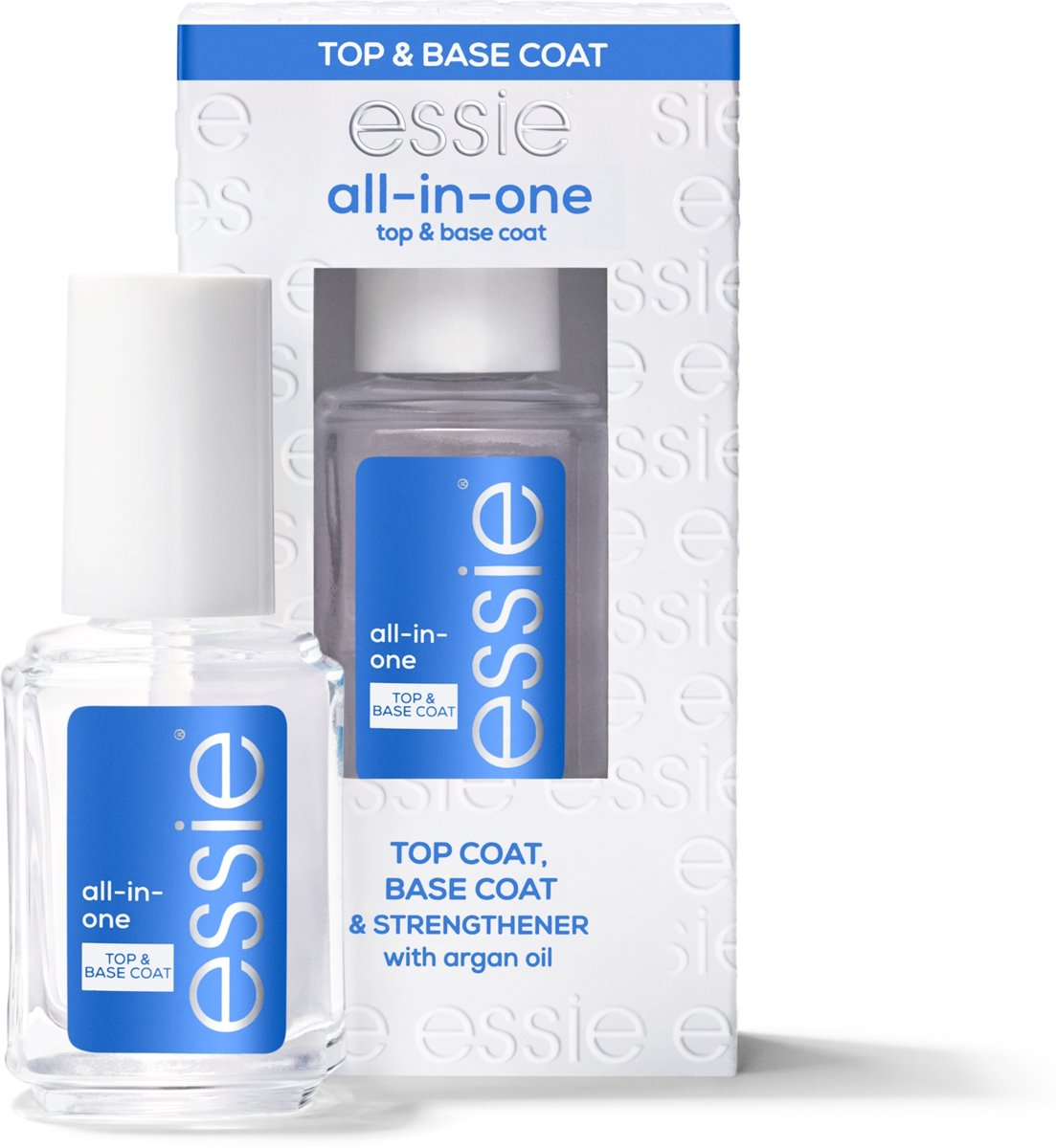 Essie Nagelverzorging - All-in-one base coat en top coat