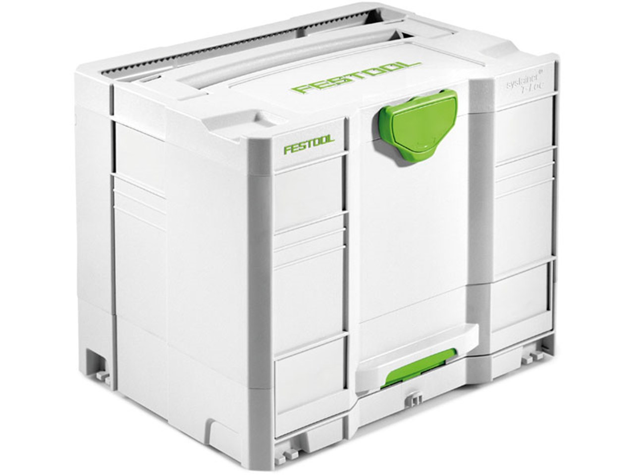 Festool 200118 / SYS-Combi 3 Systainer T-LOC 396 x 296 x 315