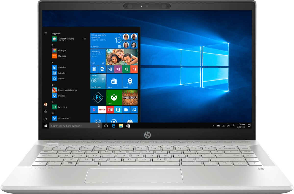 HP Pavilion 14-ce2716nd - Laptop - 14 Inch