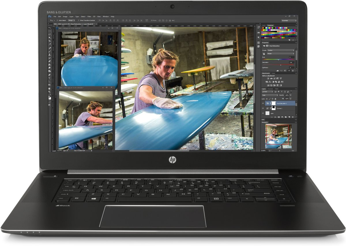 HP ZBook Studio G3 - Laptop - 15.6 Inch