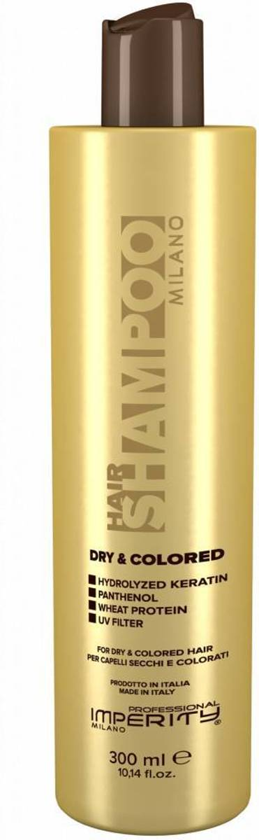 IMPERITY Milano Dry And Colored Hair Shampoo, 300ml