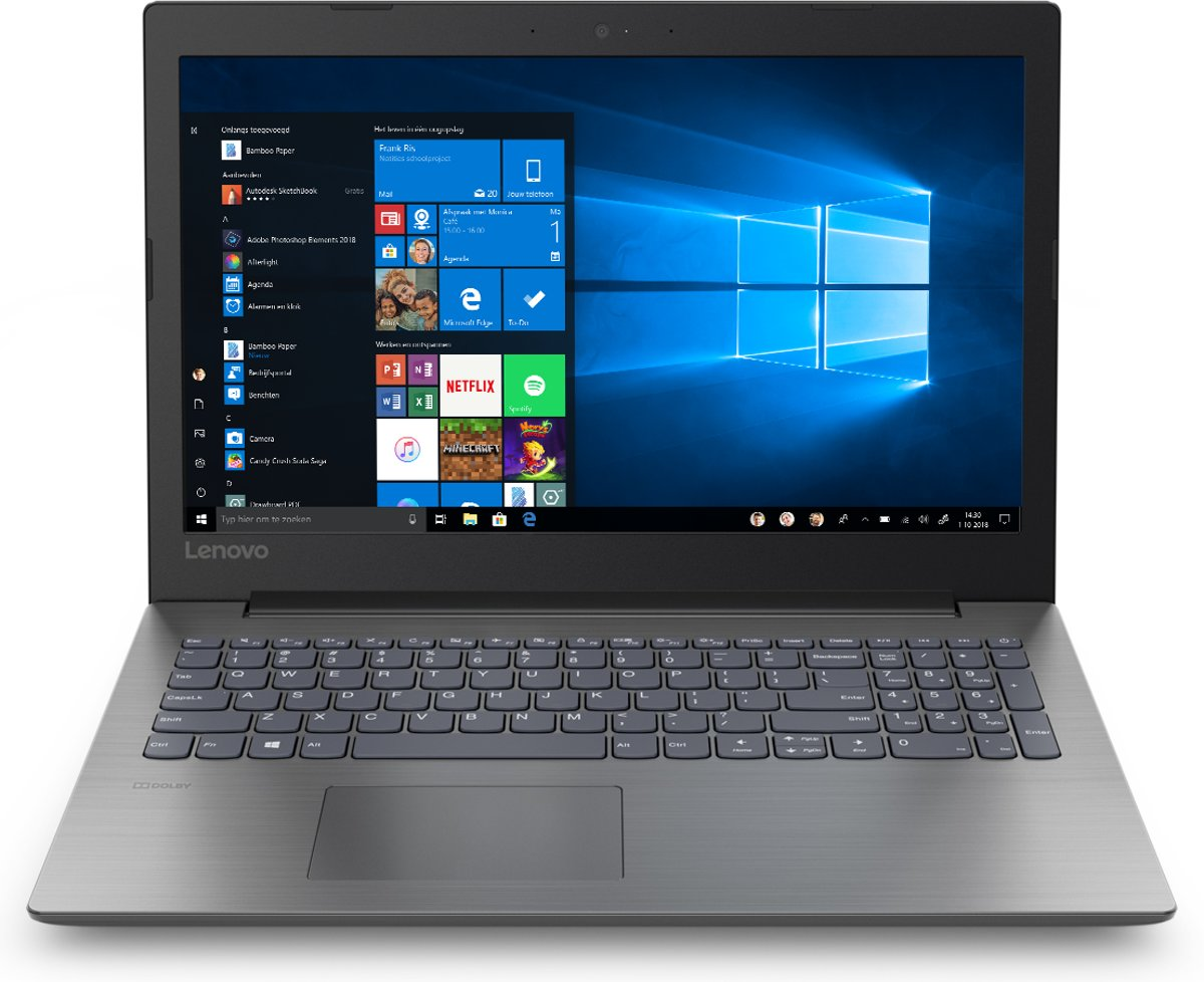 Lenovo IdeaPad 33015ICH 81FK003XMH - Gaming Laptop - 15.6 Inch