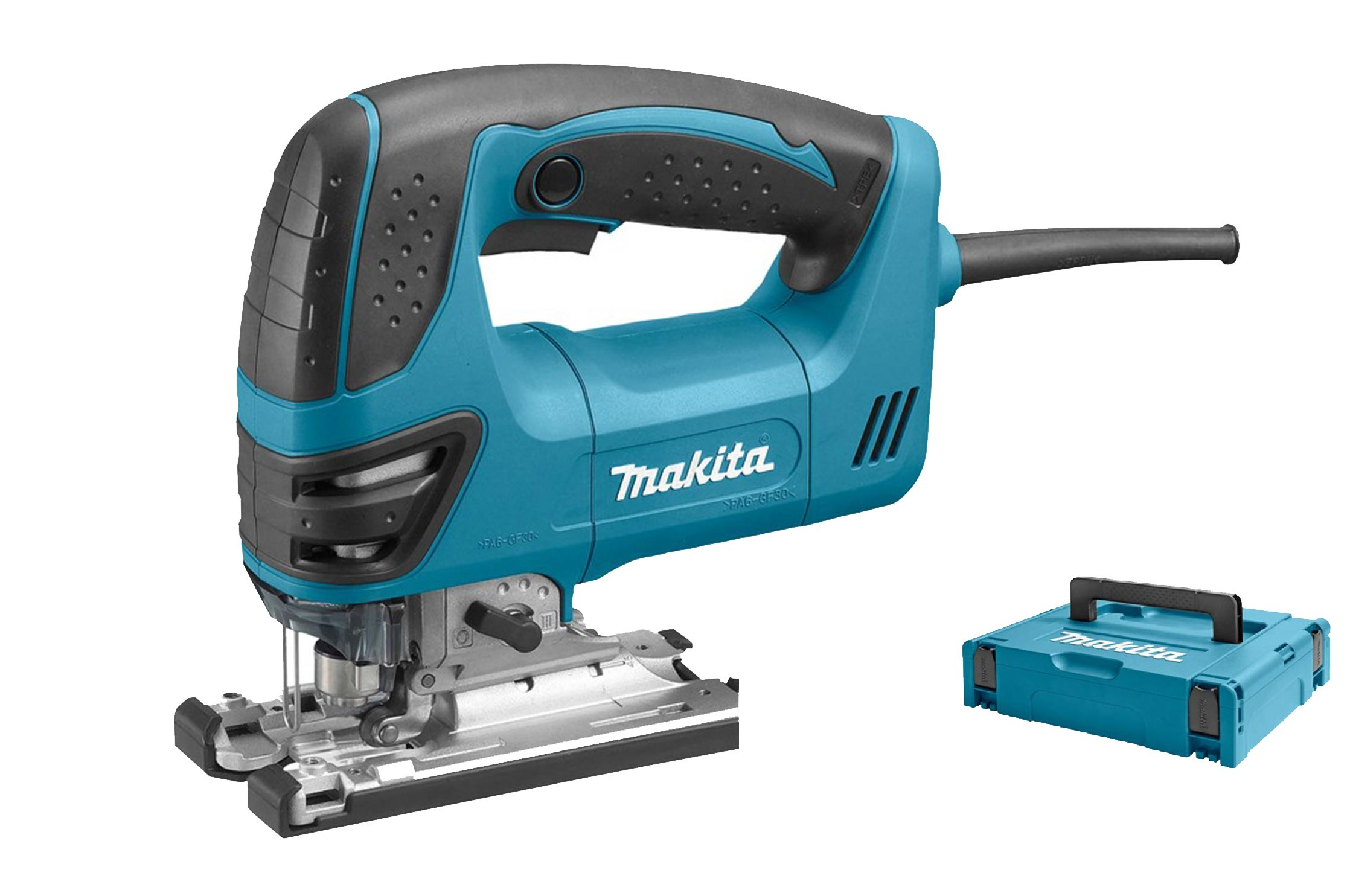 Makita 4350FCTJ Decoupeerzaag in Mbox - 720W - D-greep - variabel
