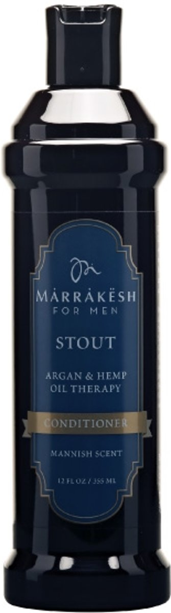Marrakesh Men's Stout Conditioner 355 ml