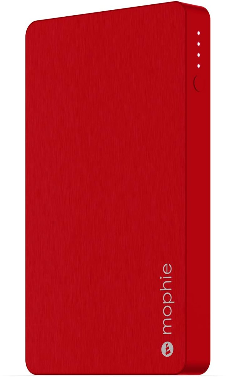 Mophie Battery Powerstation Lightning 5000 - rood