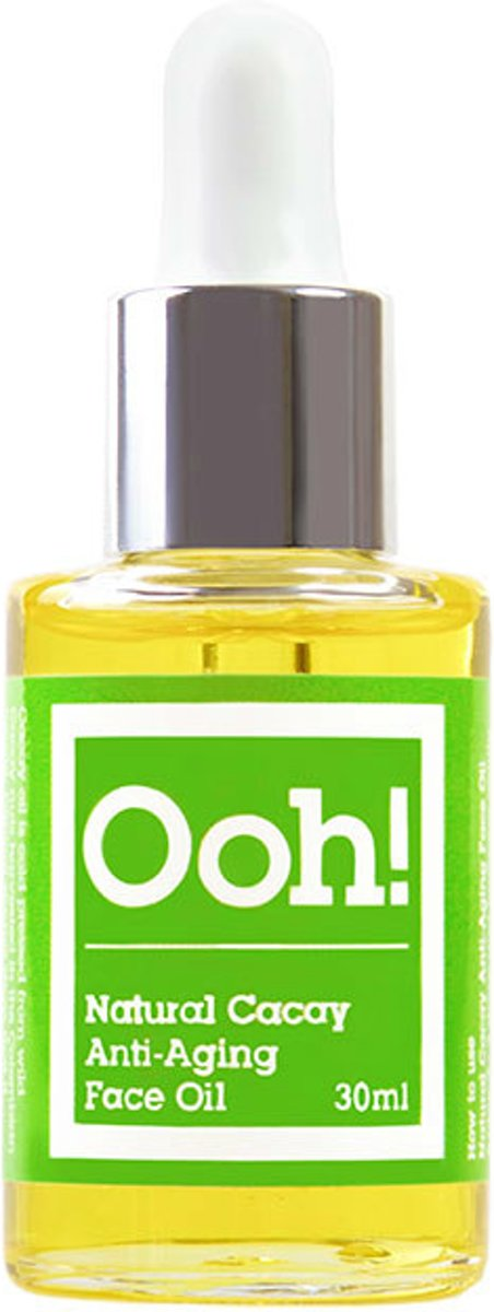 Ooh! Oils of Heaven - Natural Cacay Anti-Aging Face Oil
