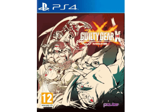 PS4 GUILTY GEAR XRD REVELATOR | PlayStation 4