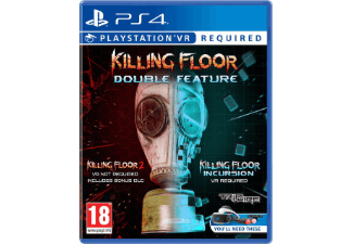 PS4 KILLING FLOOR - DOUBLE FEATURE | PlayStation 4