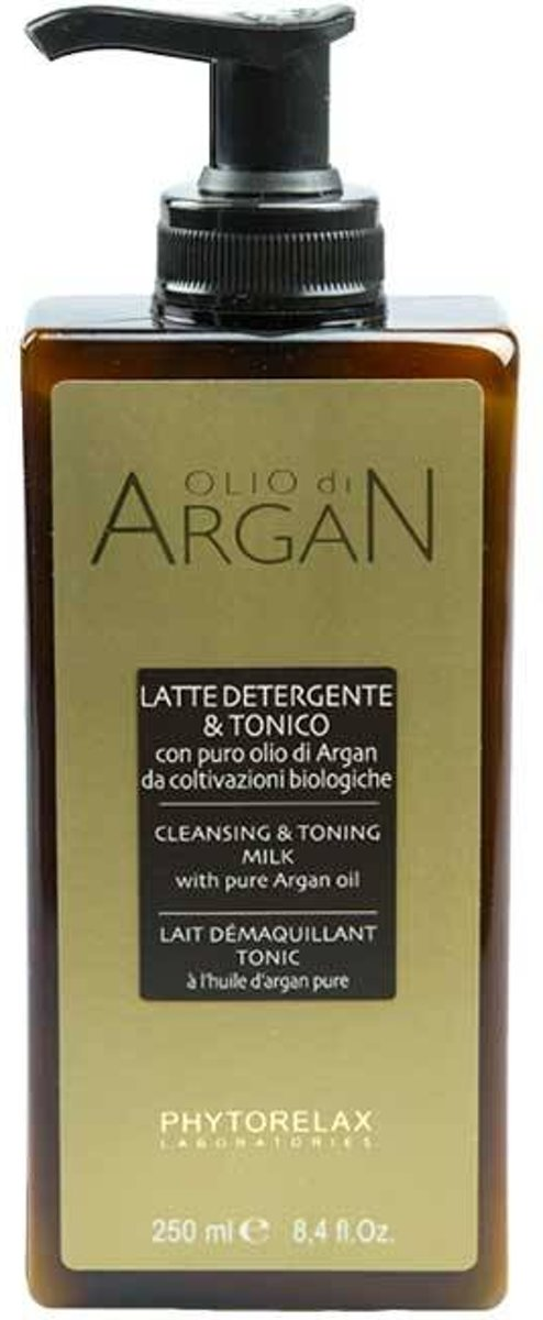Phytorelax Argan Oil Cleansing & Tonic Milk