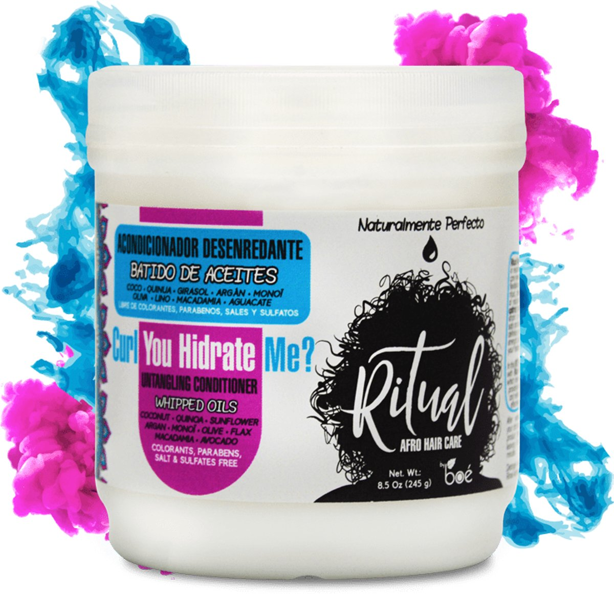 Ritual Curl You Hidrate Me Untangling Conditioner 245gr