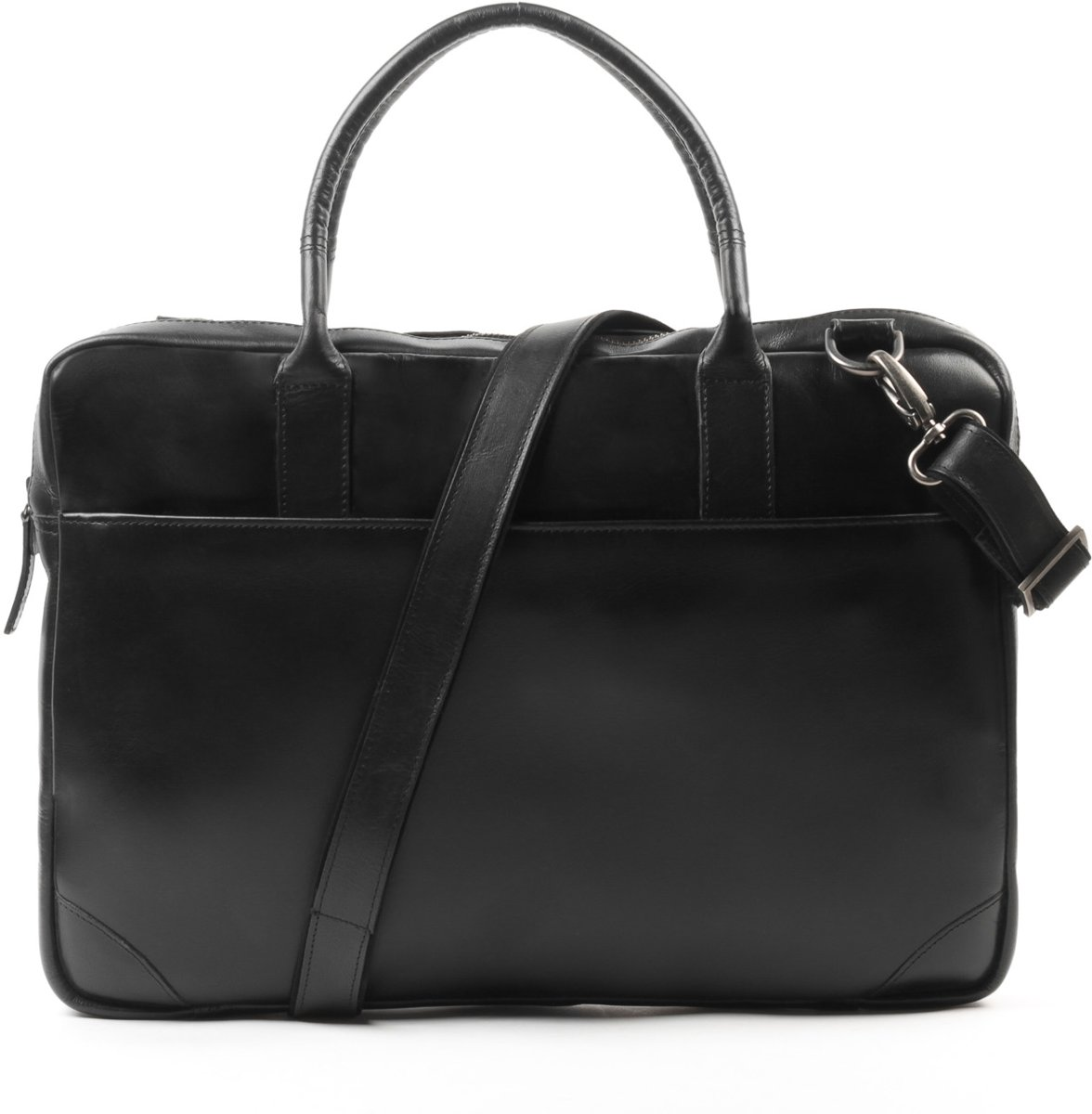 Royal RepubliQ Crossbodytassen Explorer Laptop Bag Single Zwart