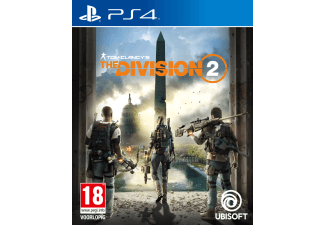 Tom Clancy - The Division 2   PlayStation 4