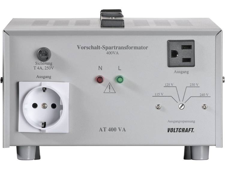 VOLTCRAFT AT-400 NV 400 W 240 V/AC