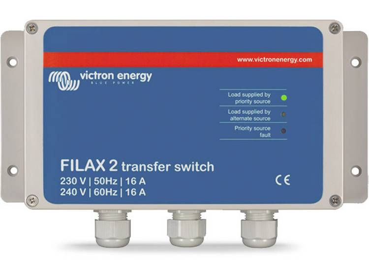 Victron Energy Afstandsbediening SDFI0000000 255 mm x 120 mm x 75 mm