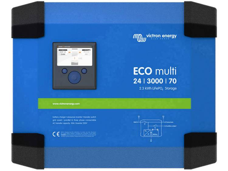 Victron Energy ECOmulti Omvormer -