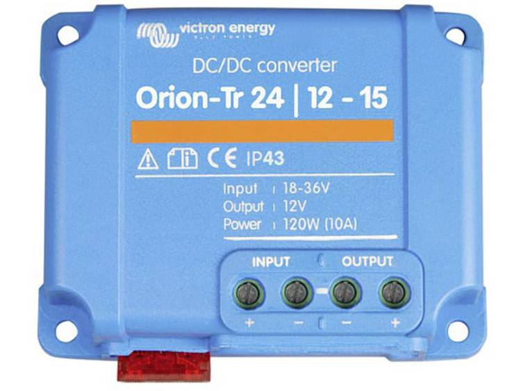 Victron Energy Orion-Tr 24/12-15 DC/DC-converter - 120 W