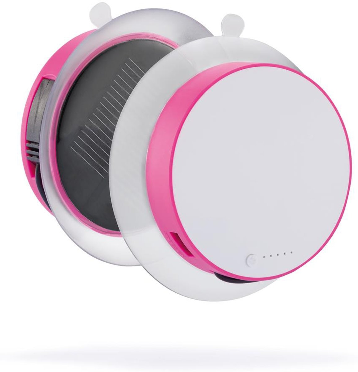 XD Design - Port window solar charger - Roze