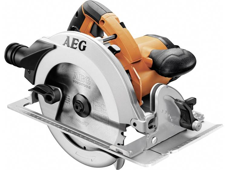 AEG Powertools KS66-2 Handcirkelzaag 190 mm Incl. tas 1600 W