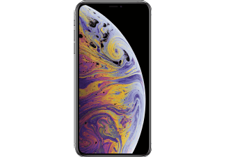 APPLE iPhone Xs Max - 64 GB Zilver