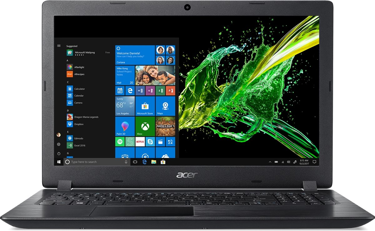 Acer Aspire 3 A315-22-670G - Laptop - 15 Inch