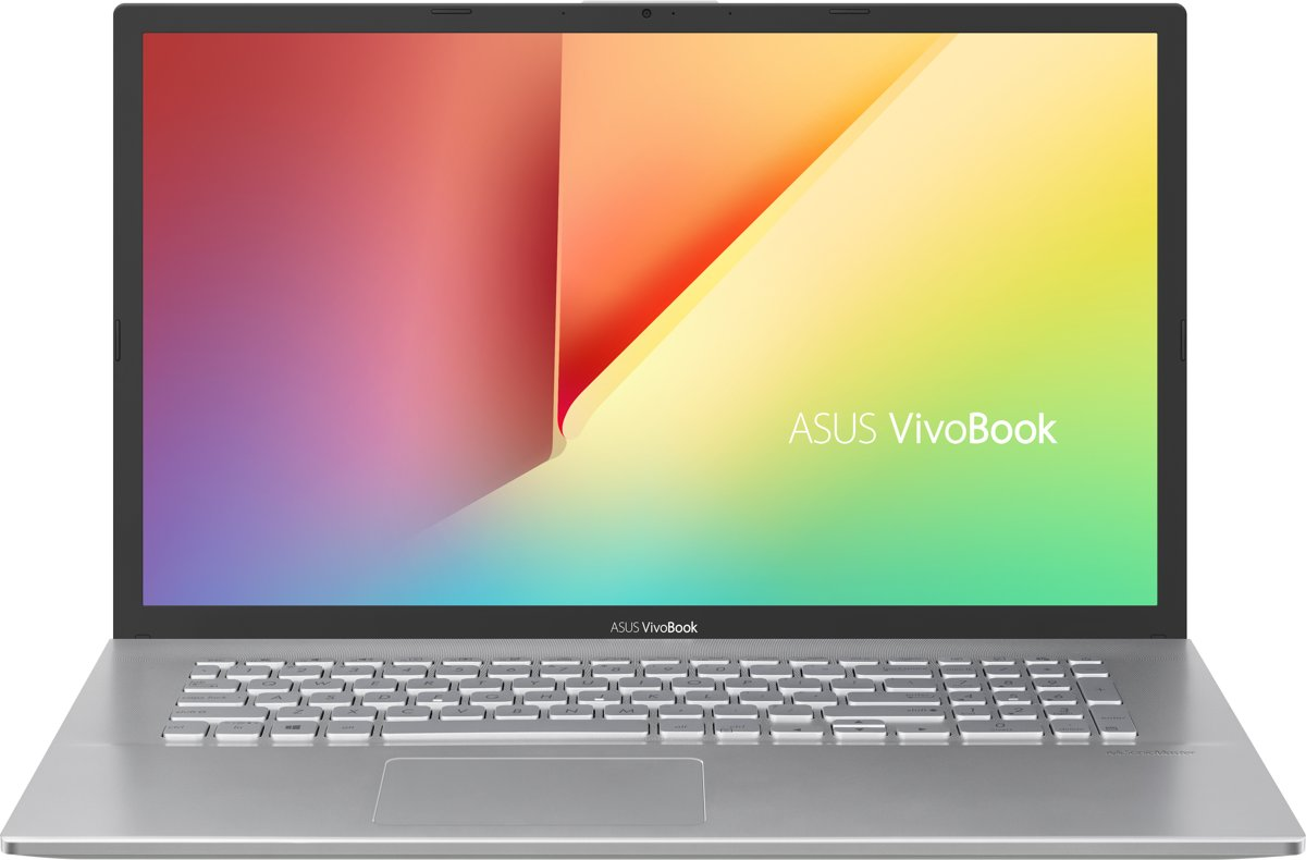Asus VivoBook 17 F712FB-AU154T-BE - Laptop - 17.3 Inch - Azerty