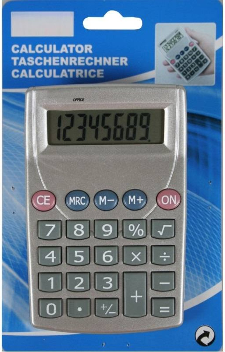 Bellson Calculator Small B/C