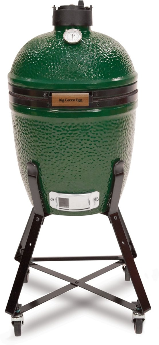 Big Green Egg Medium met Nest en Cover