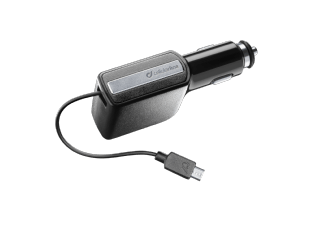 CELLULAR-LINE Car Charger Roll 10W 2A Micro-USB Zwart