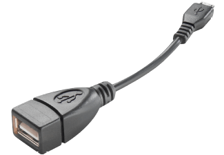 CELLULAR-LINE USB On The Go voor Smartphones