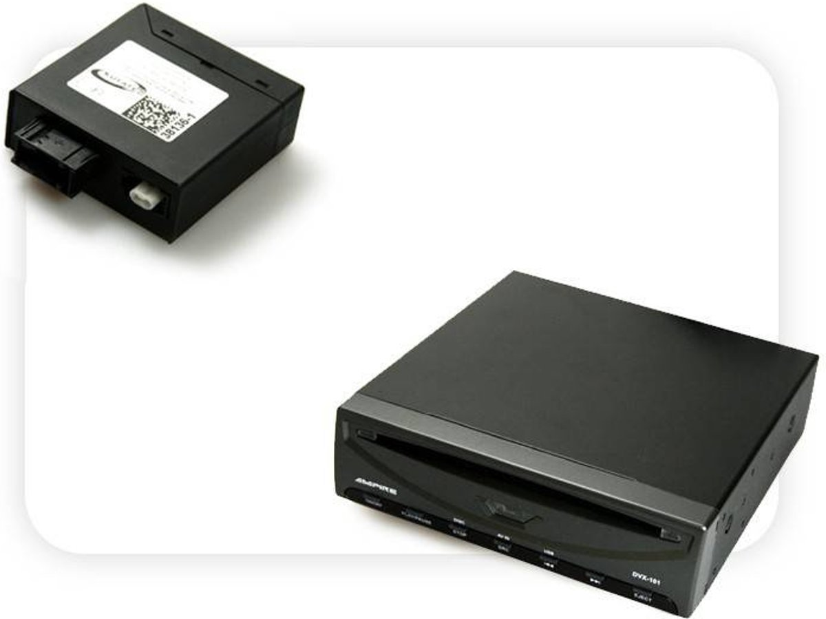 DVD-speler USB + Multimedia Adapter - w / o OEM Controle