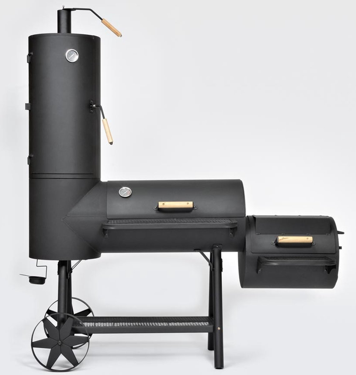 Design4AlleZ Smokerbarbecue - XXL
