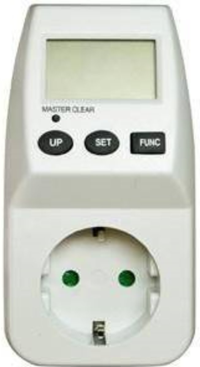 Digitale Energiekostenmeter PlugIn