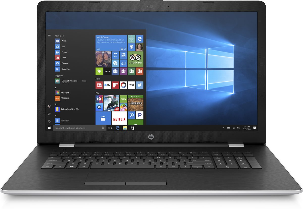 HP 17-ak022nd - Laptop - 17.3 Inch
