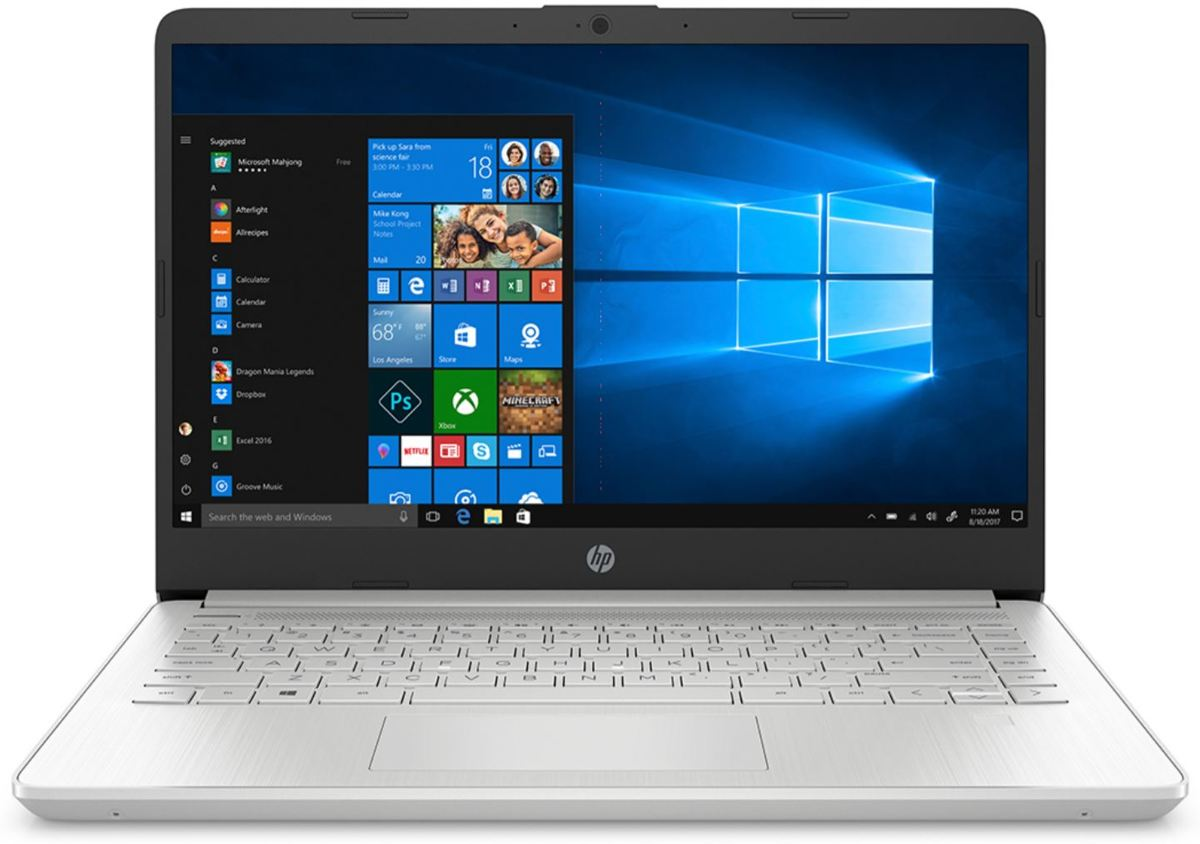 HP Pavilion 14s-dq0019nb - Laptop - 14 Inch - Azerty