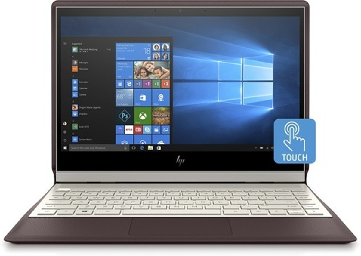 HP Spectre Folio 13-ak0800nd - 2-in-1 Laptop - 13.3 Inch