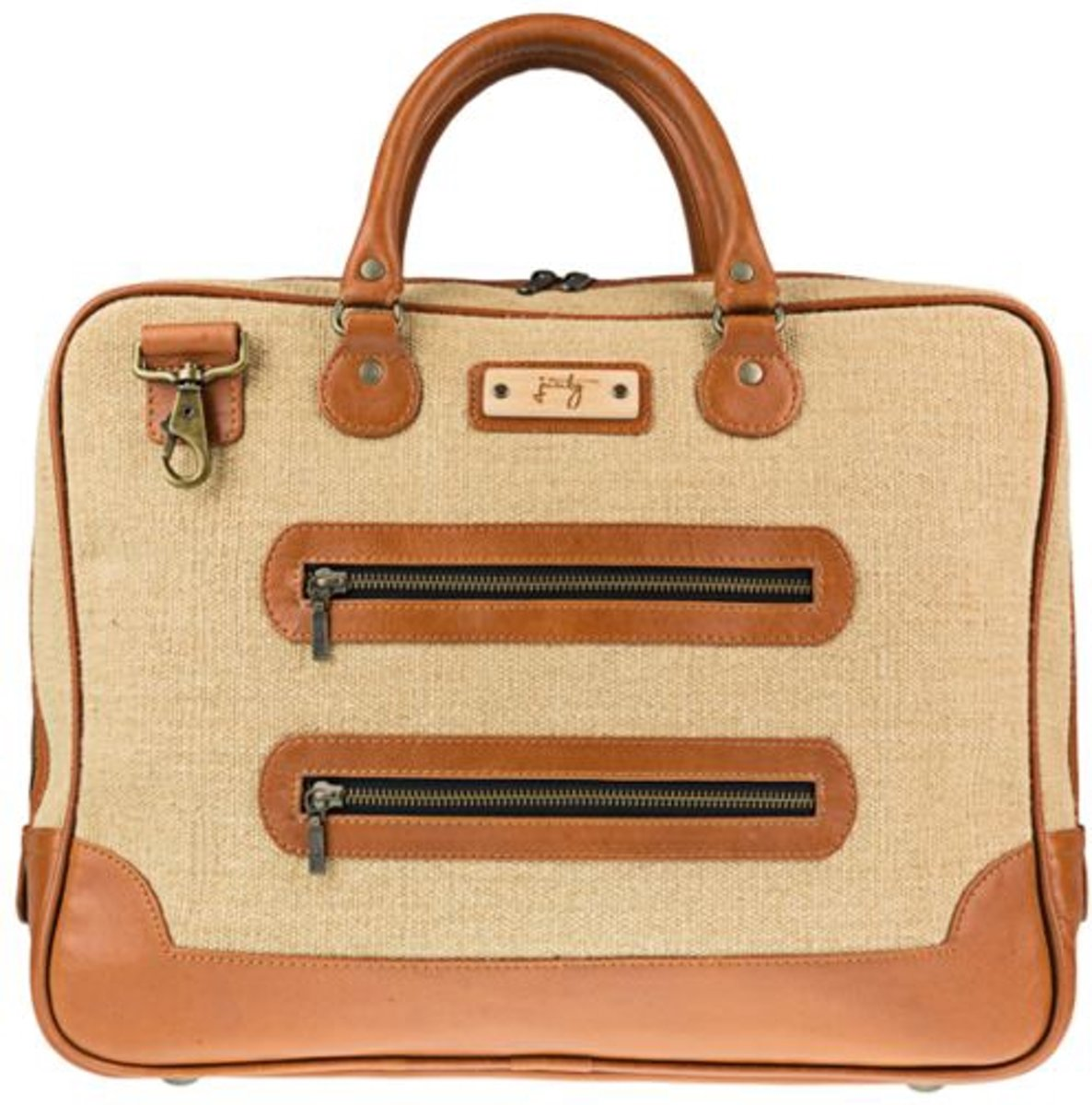 Juuty Lamar Laptop Bag Camel Camel