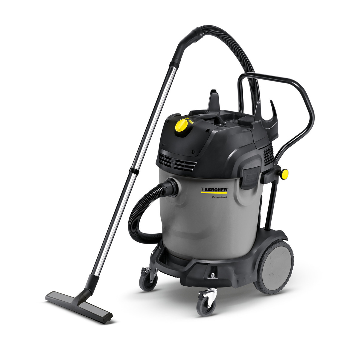 Karcher NT 65/2 Tact² Stof-/waterzuiger - 2760W - 65L