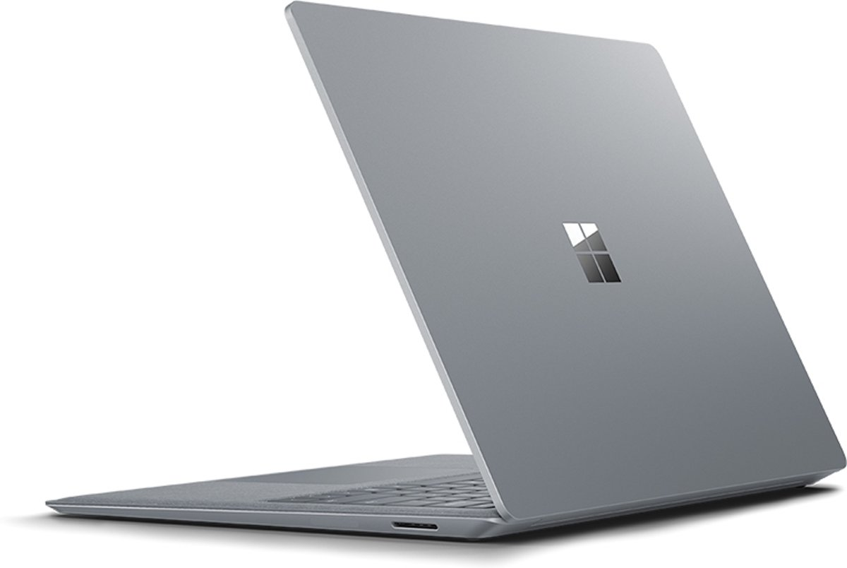 Microsoft Surface Laptop Platina Notebook 34,3 cm (13.5'') 2256 x 1504 Pixels Touchscreen 2,50 GHz Zevende generatie Intel® Core™ i5 i5-7200U
