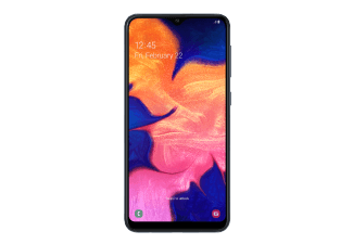 SAMSUNG Galaxy A10 - 32 GB Zwart