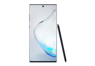 SAMSUNG Galaxy Note10 Plus - 256 GB Dual-sim Aura Zwart