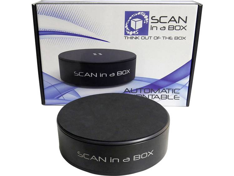 SCAN in a BOX 3D-scanner