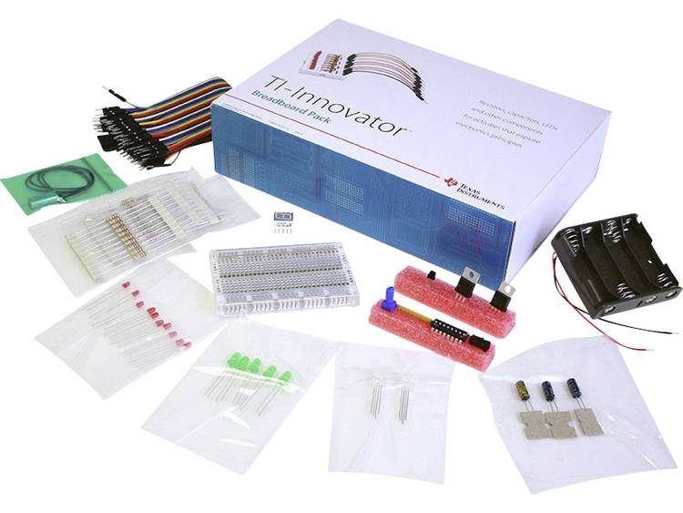 Texas Instruments TI-Innovator breadboard pack