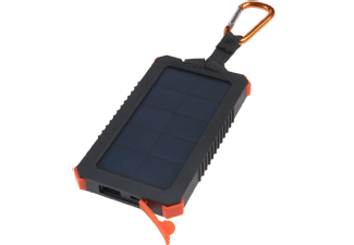 XTORM AM122 Solar Charger Impulse 5.000 mAh Zwart